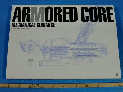 Armored core art book pdf download