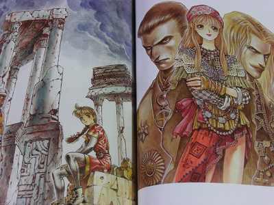 Yuu Kinutani Illustrations Y/'s art works Leviathan OOP japan art book