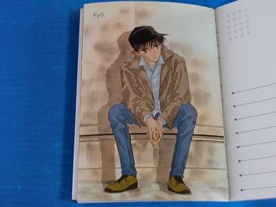 JAPAN Ken Mizuki Postcard Collection Seiza Special Postcard art book