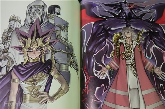 Duel Art Book