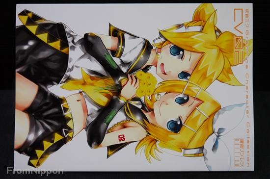 "JAPAN Hatsune Miku Graphics Character Collection CV02 /""Kagamine Rin Len edition/"""