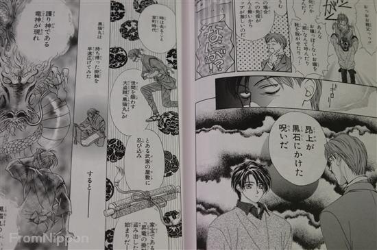 Aizouban 1~3 set Captive Hearts JAPAN Matsuri Hino manga Toraware no Mi no Ue