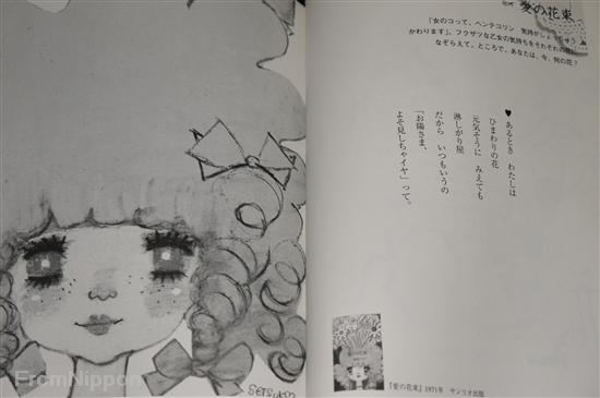 JAPAN Setsuko Tamura book Shoujo Jidai ni Yoroshiku