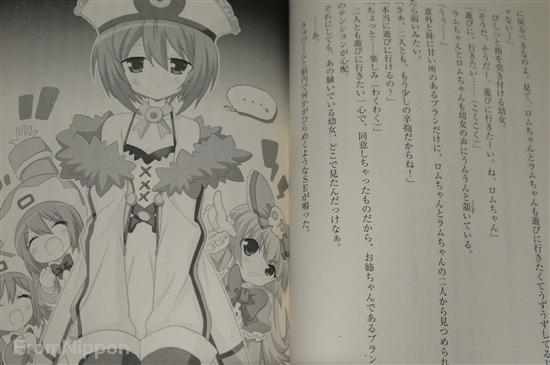 "JAPAN novel Hyperdimension Neptunia /""TGS Nonoo no Futsukakan/"""
